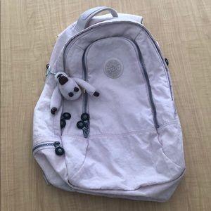 Kipling Reel M Medium Light Lilac Backpack